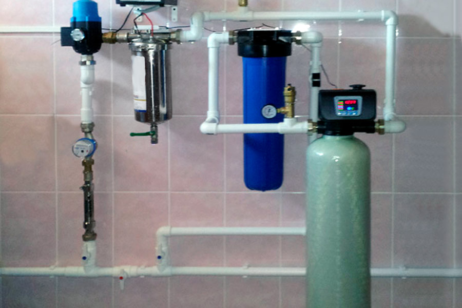 Система очистки воды elite