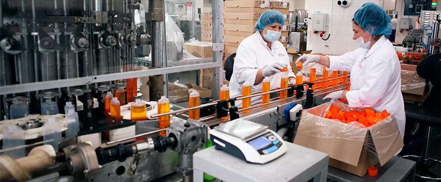 очистка воды для парфюмерно-косметической промышленности
