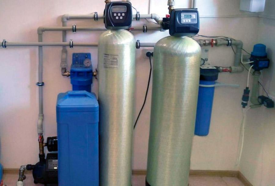 Система очистки воды premium