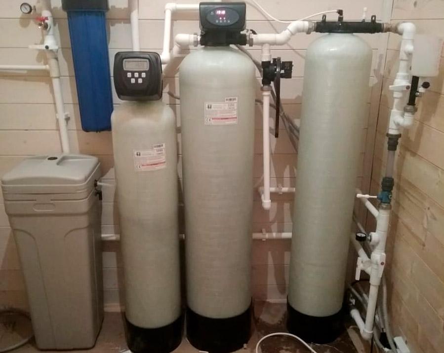 Система очистки воды master