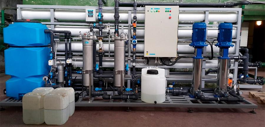 система очистки воды картинка