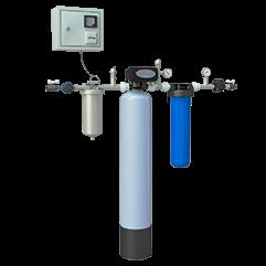 Комплексная система очистки воды ELITE 0844 (auto), Потребители, до 웃웃웃, сброс 130л — купить по доступной цене в Москве | ГК «Экволс»